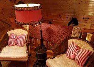 Cozy Mountain Lodge Women's Retreat