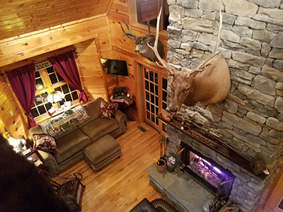 Cabin Retreats in West Virginia